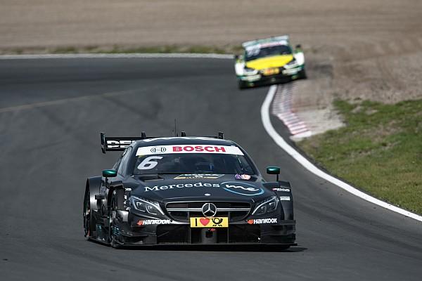 DTM Репортаж з гонки DTM на Нюрбургринзі: Вікенс виграв гонку після помилки Ауера