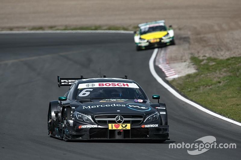 DTM на Нюрбургринзі: Вікенс виграв гонку після помилки Ауера