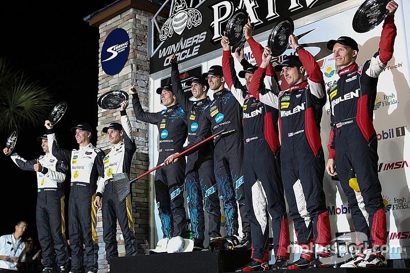 Sebring 12h: WTR Cadillac wins again, Corvette beats Ford in GTLM