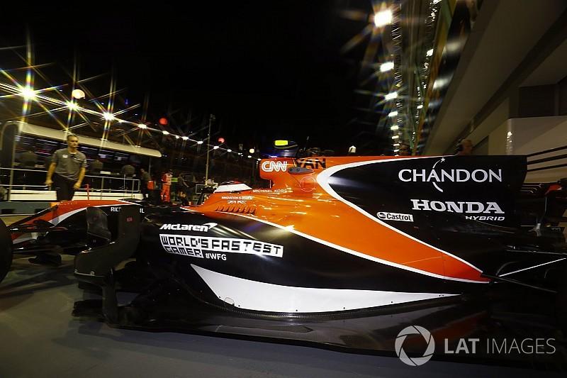 McLaren важко пристосовується до змін - Honda
