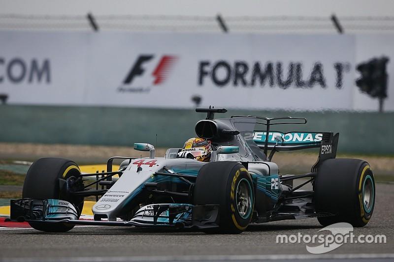 Niki Lauda, contento por el triunfo de Lewis Hamilton