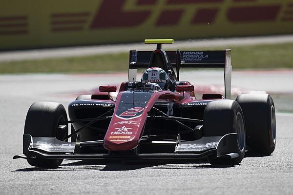 GP3 Noticias de última hora Victoria de Fukuzumi en la GP3, con Siebert 10°