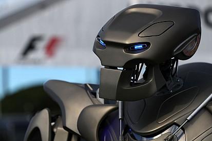 F1 Robots, conciertos, espectáculos... la F1 estrenó nueva cara y gustó