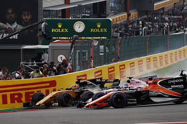 Формула 1 Важливі новини McLaren і Renault «серйозно» загрожуватимуть 4-му місцю Force India
