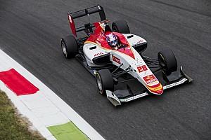 GP3 Crónica de Carrera GP3: Siebert fue cuarto y Calderón, séptima en Monza