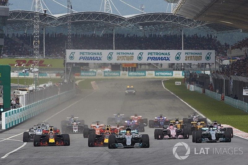 La FIA se pone seria con los intentos de secar la parrilla