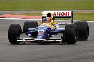 Vintage Noticias de última hora El bólido de Mansell de 1992 correrá de nuevo en Silverstone