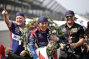 IndyCar Самое интересное Что писали в соцсетях про сход Алонсо (и победу Сато) в Indy 500