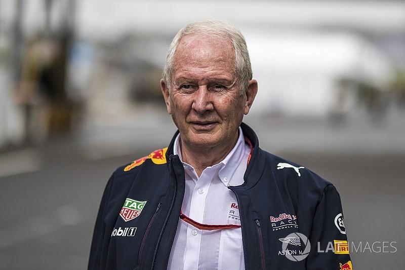 """Marko se siente """"feliz"""" por Kvyat tras su llegada a Ferrari"""