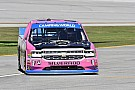 NASCAR Truck Grala's Truck playoffs end with crash at Talladega - video