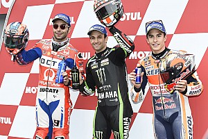 MotoGP Отчет о квалификации Зарко выиграл квалификацию в Мотеги