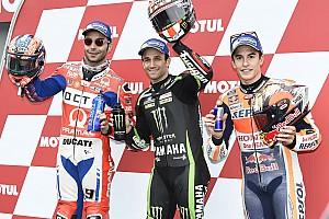 MotoGP Resultados Parrilla de salida del Gran Premio de Japón