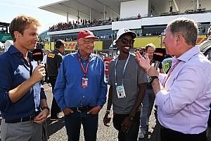 F1 Noticias de última hora Rosberg ocupará un lugar que dejó vacante Lauda