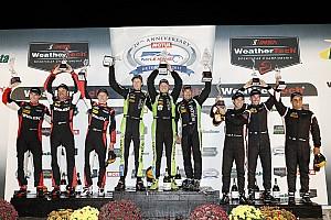 IMSA Gara Petit Le Mans: Hartley regala il successo al team ESM