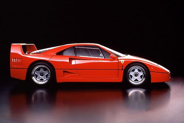 Jubiläum für einen Klassiker: Ferrari feiert 30 Jahre F40