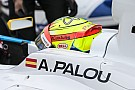 FIA F2 今季の全日本F3に参戦していたアレックス・パロウ、F2デビュー決定