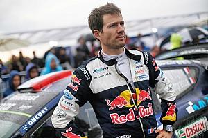 WRC Отчет о тренировке Ожье установил лучшее время на тестовом участке Ралли Франция