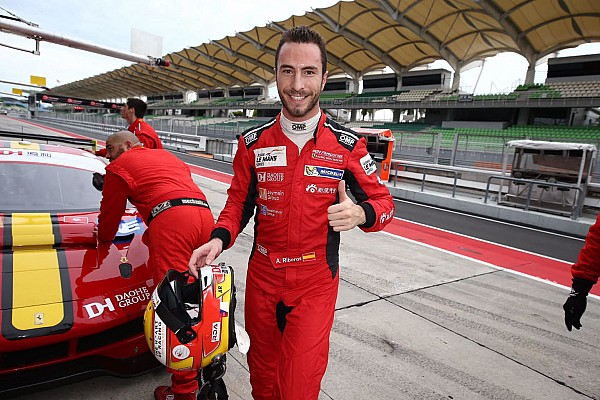 PWC Noticias Ferrari confirma a Alex Riberas para el Pirelli World Challenge