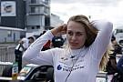 Софія Фльорш націлилася на  Формулу 3 після дебютного тесту