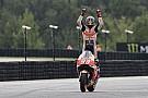 Кількість перемог Маркеса з Honda наблизилась до досягнення Россі