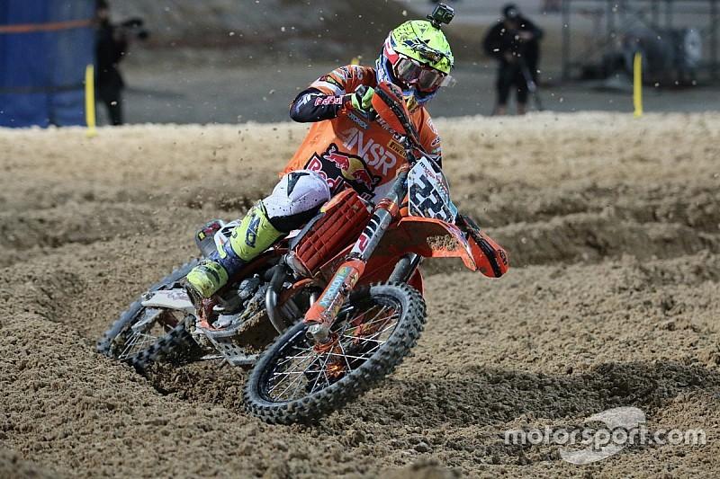 MXGP Qatar: Cairoli veel te sterk in Race 1, Herlings heeft het lastig