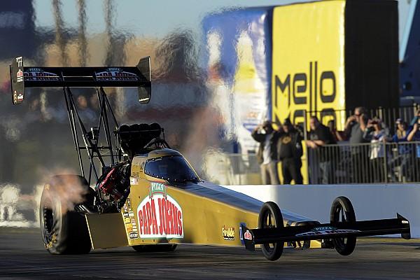 NHRA Pritchett sets new Top Fuel record