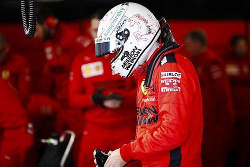 Vettel tárgyalt egy csapattal, arra is válaszolt, mit mondana a Red Bull felkérésére