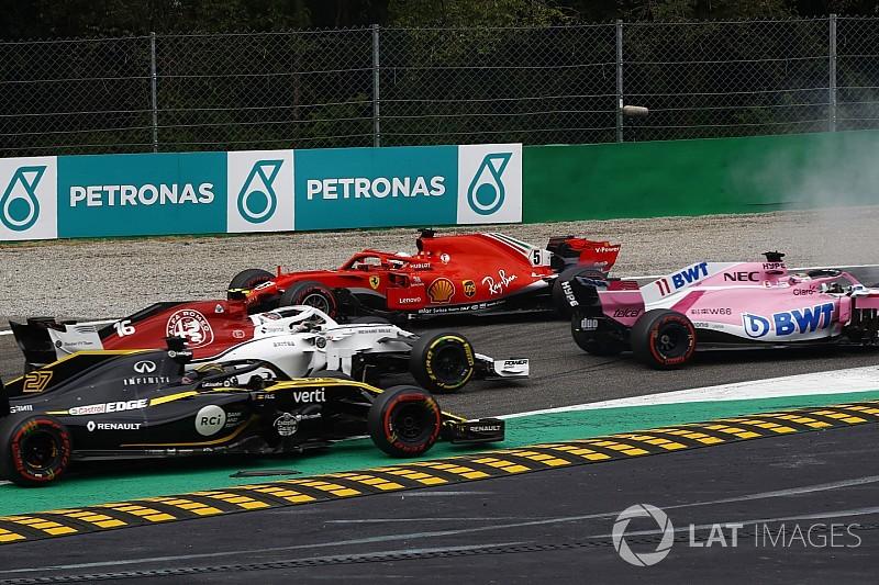 Hamilton nyerte az Olasz Nagydíjat Räikkönen előtt, Vettel még csak dobogóra sem állt Monzában