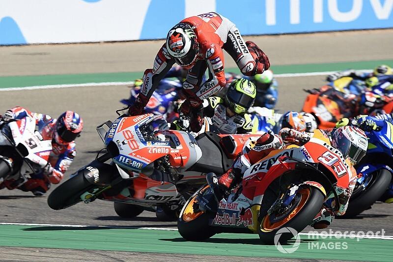 A nagy kérdés: Lorenzo ezentúl él majd Marquez