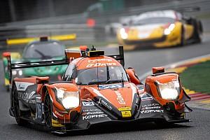 Rojas termina cuarto en carrera truncada por lluvia en Spa