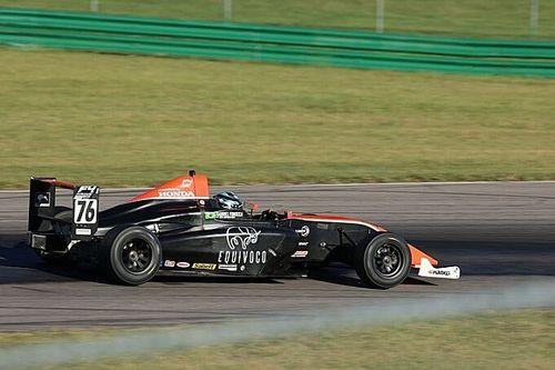 Gabriel Fonseca estreia no Circuito das Américas na preliminar da Fórmula 1 pela F4 US