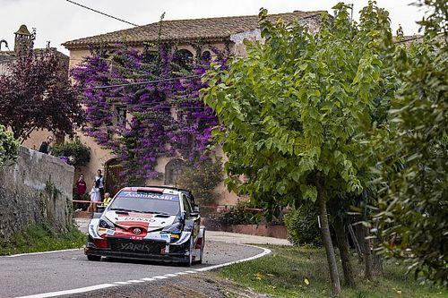 Ogier, líder del WRC, es multado por una infracción de tráfico