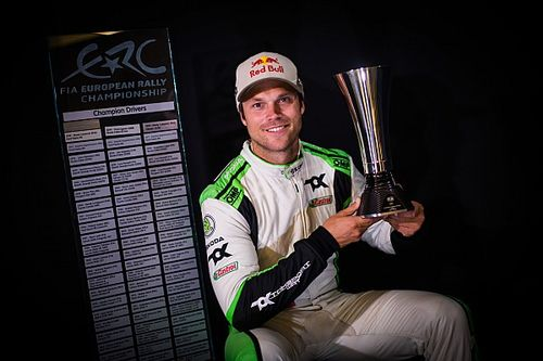 Juara ERC Jadi Salah Satu Pencapaian Terbaik Andreas Mikkelsen