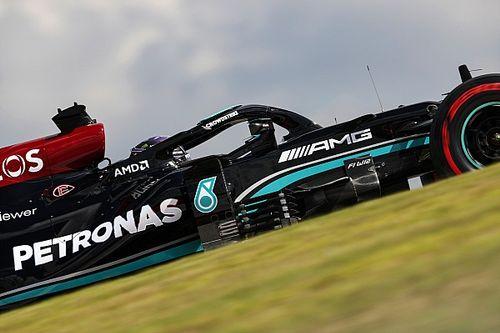 Hamilton y Bottas creen que Red Bull tiene más potencial en Austin