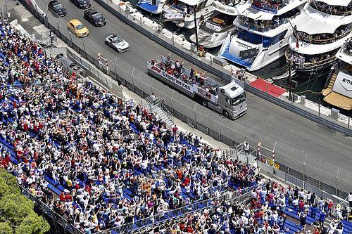 GP Monaco: torna la drivers parade prima della gara