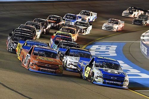 NASCAR Rilis Jadwal Seri Truk Musim 2021