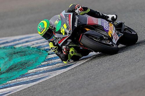 Granado quebra o próprio recorde na MotoE em Jerez, na Espanha