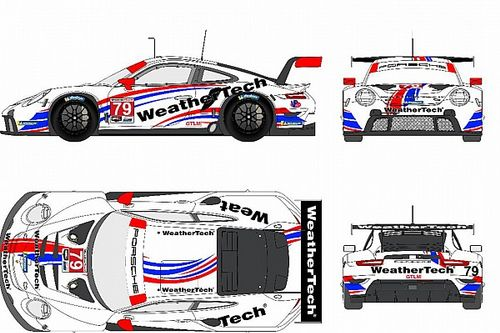WeatherTech Racing moves to GTLM with Porsche, Proton