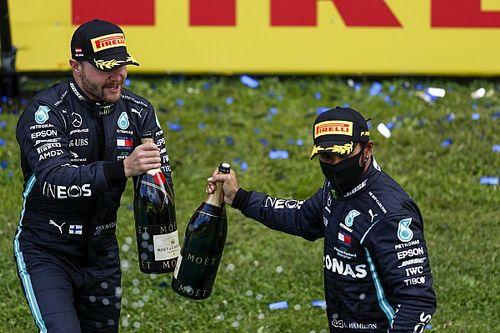 Bottas zostanie w Mercedesie