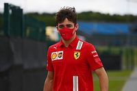 Leclerc hits out at racism accusations over not taking a knee