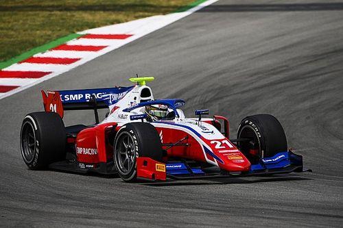 Японцы и Мазепин помогли Шварцману сократить отрыв от лидера Формулы 2