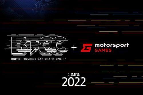Motorsport Games entwickelt neues BTCC-Game