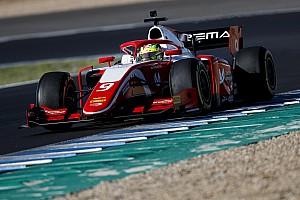Шумахер стал быстрейшим по итогам тестов Формулы 2 в Хересе