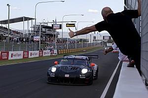 Matt Campbell regala alla Porsche un successo incredibile alla 12 Ore di Bathurst