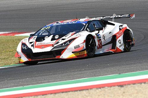 LP Racing a Vallelunga per la serie Endurance