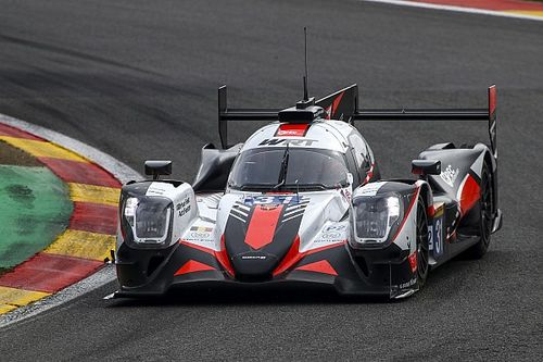 WRT proved it can be competitive on WEC debut