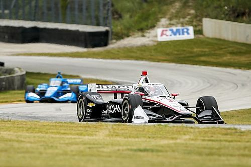 Newgarden defiant on IndyCar title hopes after Road America defeat