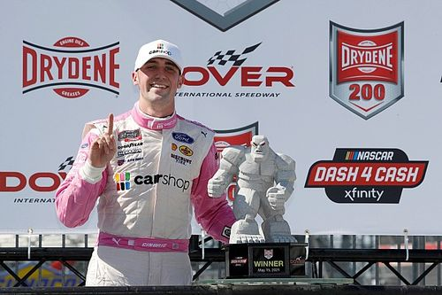 Austin Cindric takes Dover Xfinity win, Berry wins $100,000
