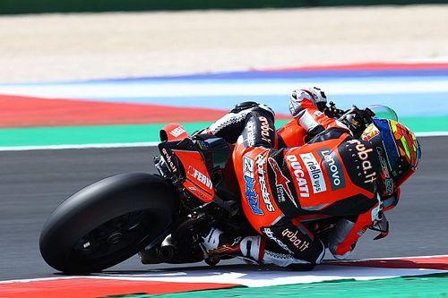Hasil Race 1 WSBK Italia: Rinaldi dan Ducati Terlalu Kuat