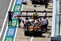 Vídeo: Sainz se repuso a un accidente en Rusia